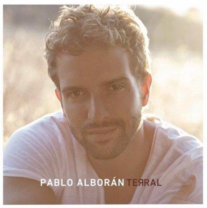 Portada de 'Terral', nuevo disco de Pablo Alborán