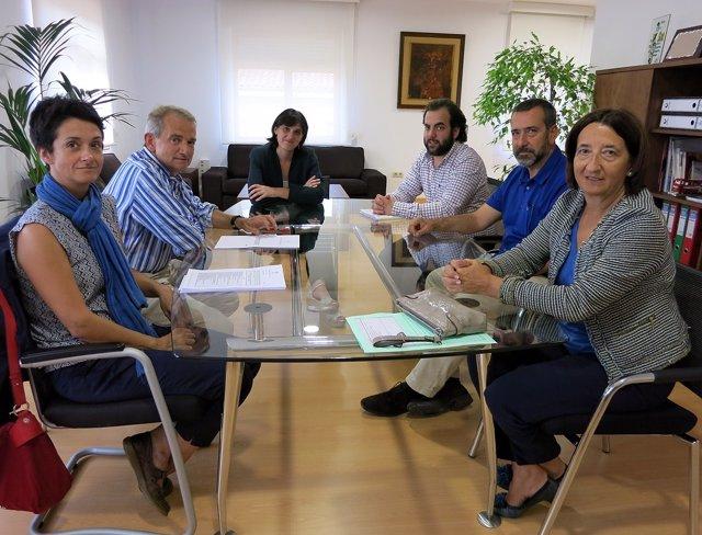 Reunión Comité de Expertos PGOU Torrelavega