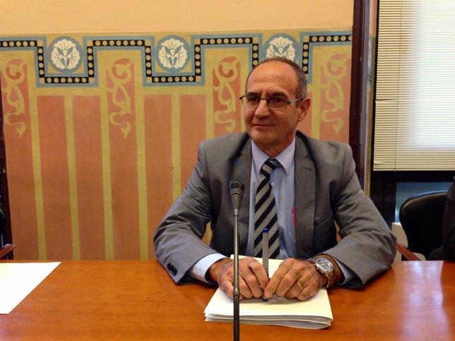 El director general de Planificación e Investigación en Salud, Carles Constante
