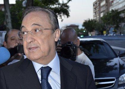 Baleares-AMP-Florentino Pérez se desvincula ante el fiscal Horrach de un supuesto amaño en adjudicación de Son Espases
