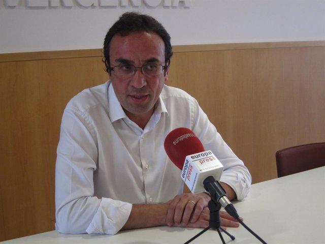 Josep Rull, coordinador general de CDC