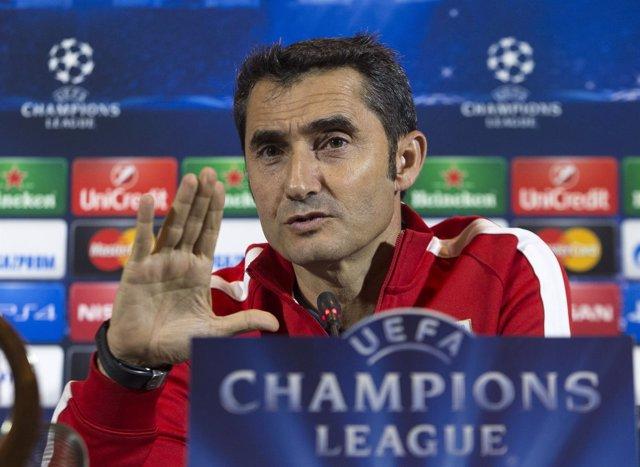 Athletic Bilbao Ernesto Valverde