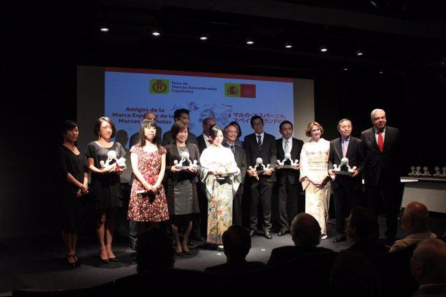 Amigos de la Marca España y las Marcas Españolas en Japón