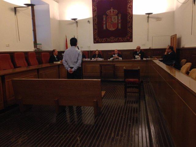 Juicio a acusado de abusar sexualmente de discapacitada