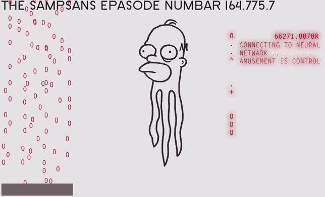 La intro más extravagante de Los Simpson