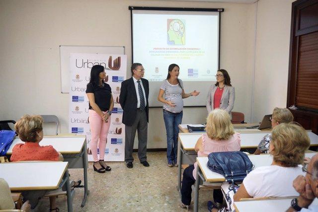 Martín presenta en rueda de prensa el proyecto