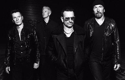 U2 tienen listo el 70 por ciento de otro nuevo disco