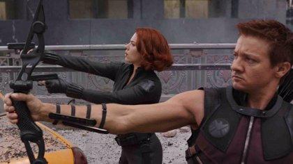 Marvel quiere una película de Ojo de Halcón y Viuda Negra