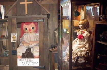 Sucesos paranormales en el rodaje de Annabelle, precuela de Expediente Warren