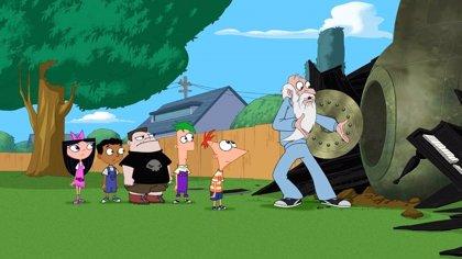 VÍDEO: Así es el episodio de Phineas y Ferb dedicado a Perdidos