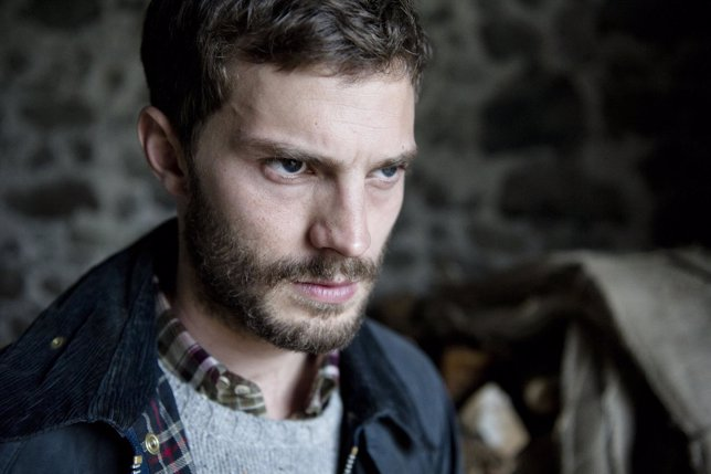 Jamie Dornan en The Fall