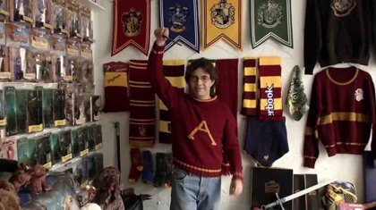Un mexicano, Récord Guinness al mayor coleccionista Harry Potter