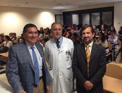 HM hospitales y la Universidad CEU San Pablo reciben a 170 alumnos de 3º de Medicina que inician su formación