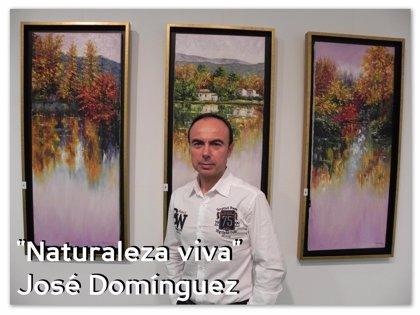 La muestra pictórica 'Naturaleza Viva', de José Domínguez, llega a la sede de la RTVA