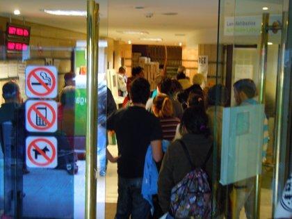 El paro sube en Euskadi en septiembre en 349 personas