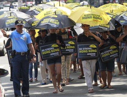 El Gobierno de Pekín subraya ante EEUU que Hong Kong es un tema interno chino