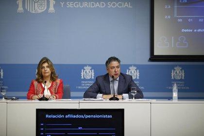 Burgos dice que la cotización por salarios en especie ya está aumentando los ingresos de la Seguridad Social