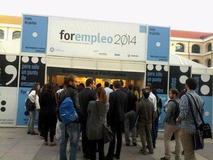 Un total de 80 empresas buscan talentos en una nueva edición de la Feria del Primer Empleo de la Universidad Carlos III
