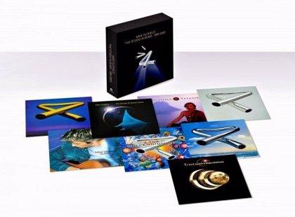 Mike Oldfield lanza la caja 'The Studio Albums 1992-2003'