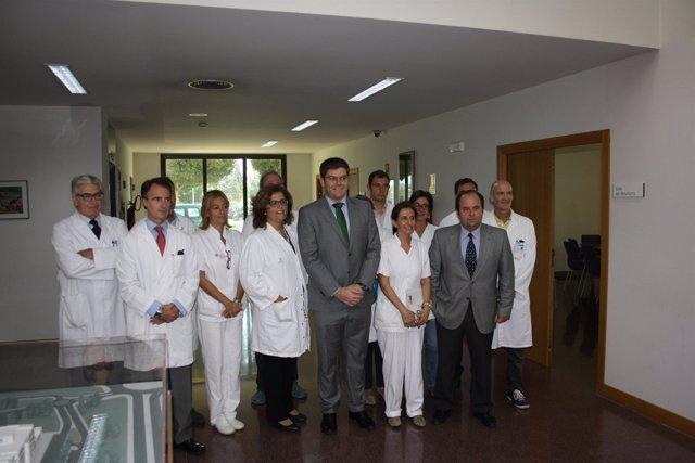 Grupo de médicos de Son Llàtzer