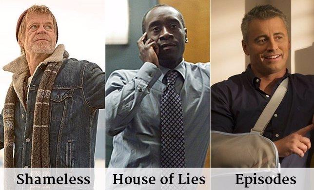 Fecha del regreso de Shameless, House of Lies y Episodes