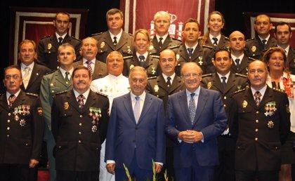 Subdelegado señala que el descenso del 12,1% de las infracciones penales avala el trabajo de la Policía Nacional