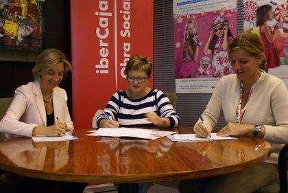 Ibercaja y CAI apoyan los programas de inserción social y laboral