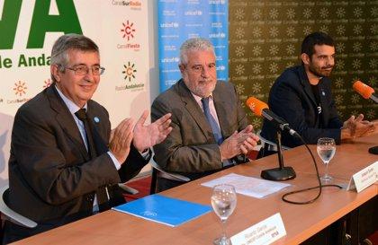Unicef Comité Andalucía y Canal Sur lanzan el Reto Unicef con el objetivo de seguir reduciendo la mortalidad infantil