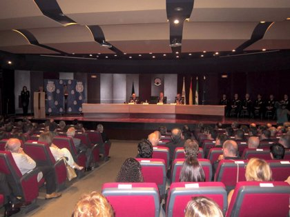 El subdelegado valora el descenso del 8% en las infracciones penales en Córdoba durante el último año
