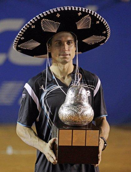 David Ferrer confirma su presencia en el torneo de Acapulco 2015
