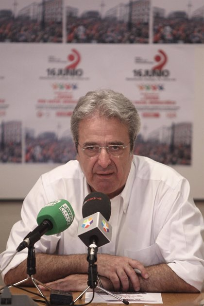 """Martínez (UGT) ve su dimisión como una """"posibilidad muy razonable"""" tras el escándalo de las 'tarjetas b'"""