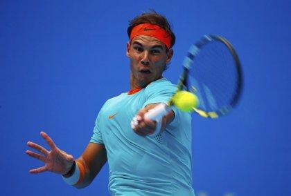 Rafa Nadal supera sin problemas al alemán Gojowczyk y se mete en los cuartos de Pekín