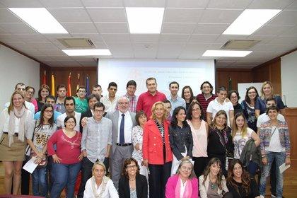 Mendoza anima a los empresarios a contratar a jóvenes con discapacidad
