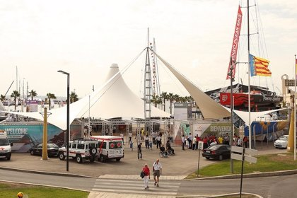 Alicante vibra con la inauguración del 'Race Village' de la Volvo Ocean Race