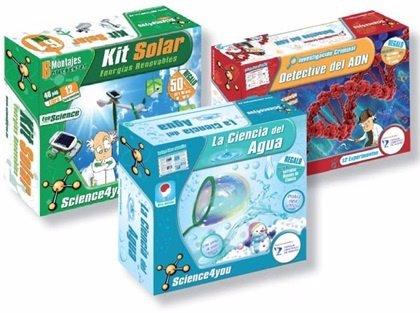 ¡Suscríbete a Hacer Familia y llévate un kit Science4you!
