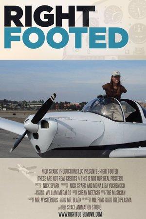 cartel del documental sobre Jessica Cox