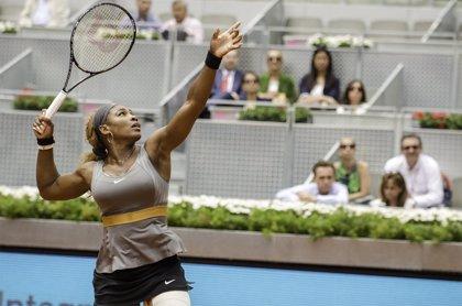 Serena Williams se retira por una lesión en el Abierto de China