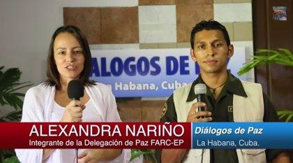 Las FARC lanzan un programa online para informar de los diálogos de paz