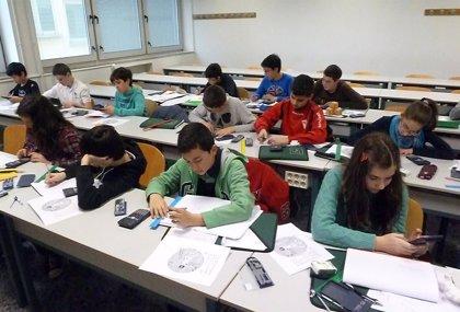 CANTABRIA.-El programa de detección y estímulo del talento matemático de la UC comienza hoy con 30 niños