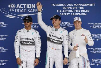 Rosberg firma la pole en Suzuka y Alonso saldrá quinto