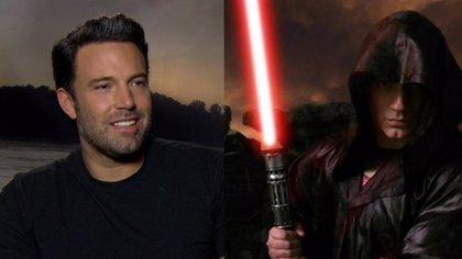 Ben Affleck revela cómo empezó la guerra de guiños entre Star Wars y Batman v Superman