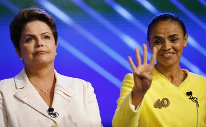 Brasil elige entre la continuidad de Rousseff o un giro al centro con Silva, la sorpresa de la campaña