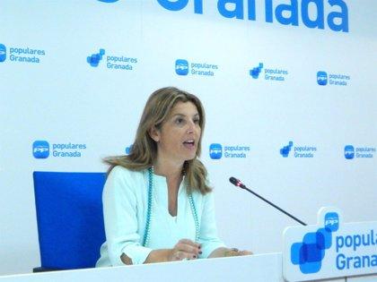 """PP-A pide a Valderas que detalle los """"motivos y objetivos"""" del viaje anunciado a campos de refugiados saharauis"""