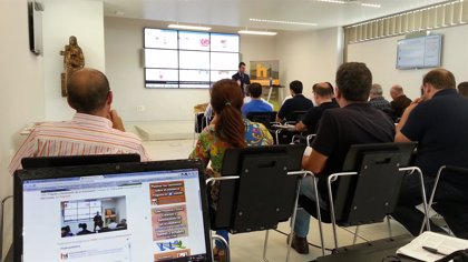 Diputación realiza un taller sobre comercio electrónico para reforzar la marca Huelva en internet