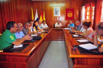 El Ayuntamiento de La Aldea apoya una marcha hacia Las Palmas de Gran Canaria para reclamar la carretera