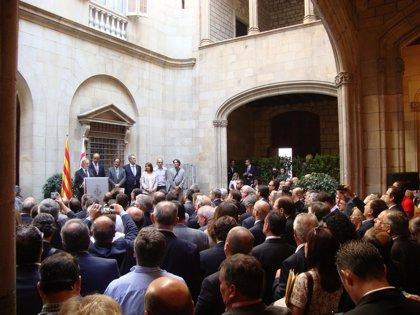 """Trias agradece la """"labor incansable"""" de los municipios para celebrar el 9N"""