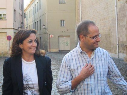 """Concha Andreu (PSOE) quiere """"liderar el cambio que demandan la mayoría de los riojanos"""""""