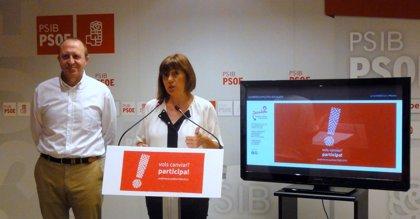 """El PSIB quiere elaborar su programa electoral con un """"proceso ampliamente participativo"""" en la Conferencia política"""