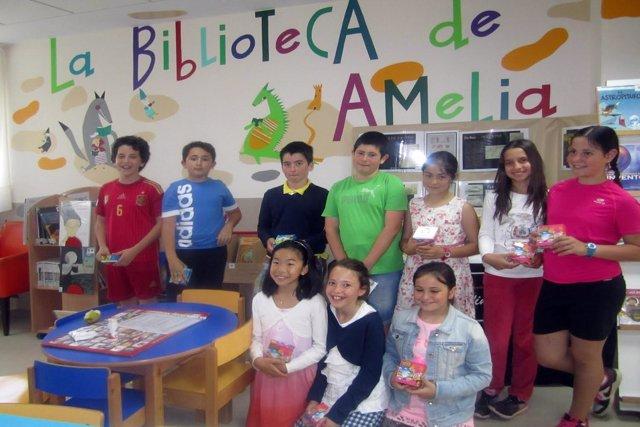 Los ganadores del Gerardo Diego en el Premio de Buenas Prácticas Lectoras