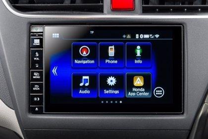 Honda introducirá Android en varios modelos de Civic para 2015